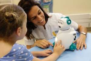 Meet AISOY1 the robot, autism therapy assistant