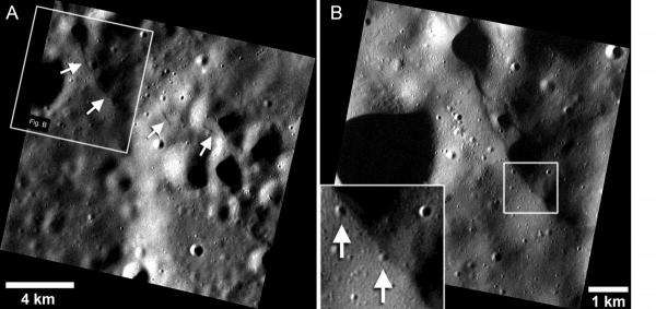 Mercury found to be tectonically active