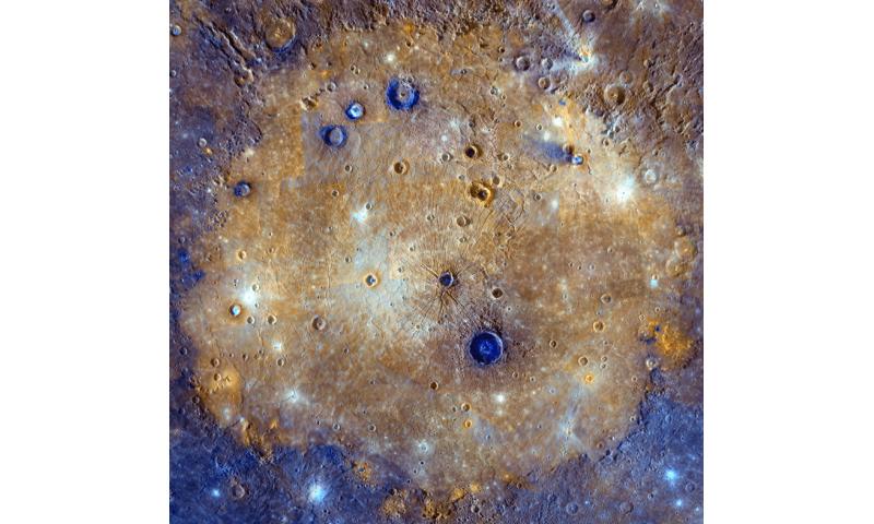 Mercury in transit