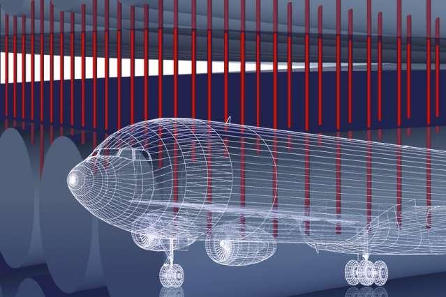 Method to reinforce carbon nanotubes could make airplane frames lighter, more damage-resistant