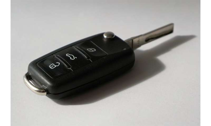 Millions of cars at risk of theft due to flaw in the development of keyless entry systems