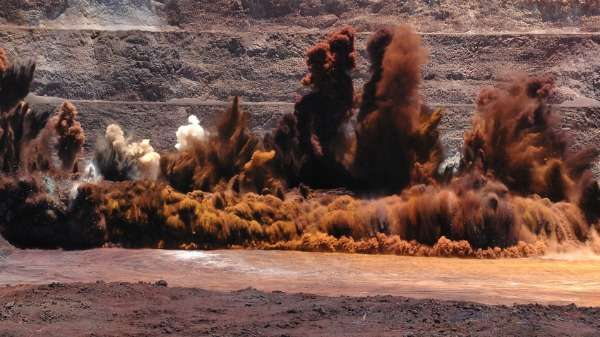 Miners to breathe easier with non-toxic explosives