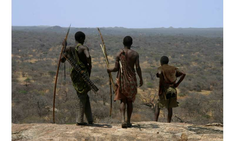 Modern hunter-gatherers show value of exercise