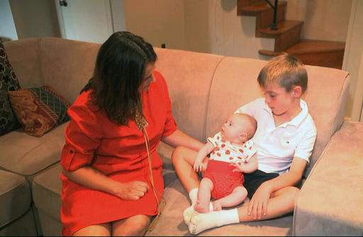 Mother uncovers lasting impact of baby son's organ donation