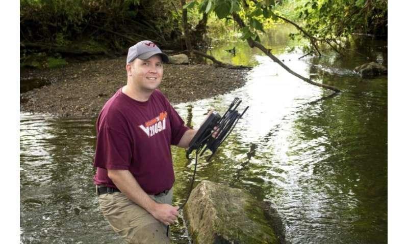 Mountaintop mining, crop irrigation can damage water biodiversity, Virginia Tech researcher says