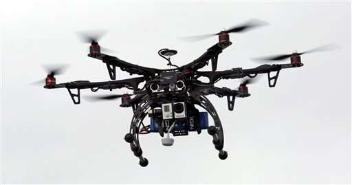 Move to OK commercial drone flights over people