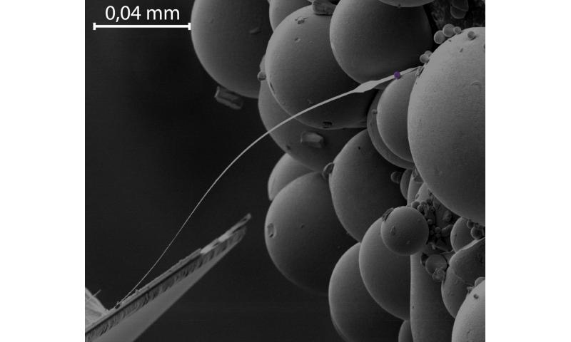 Mri machine at the nanoscale breaks world records
