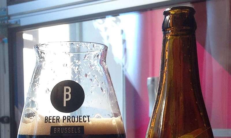 Music makes beer taste better