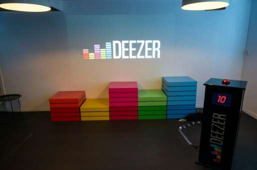 Music streaming firm Deezer says it has six million paying subscribers and boasts a catalogue of 40 million songs