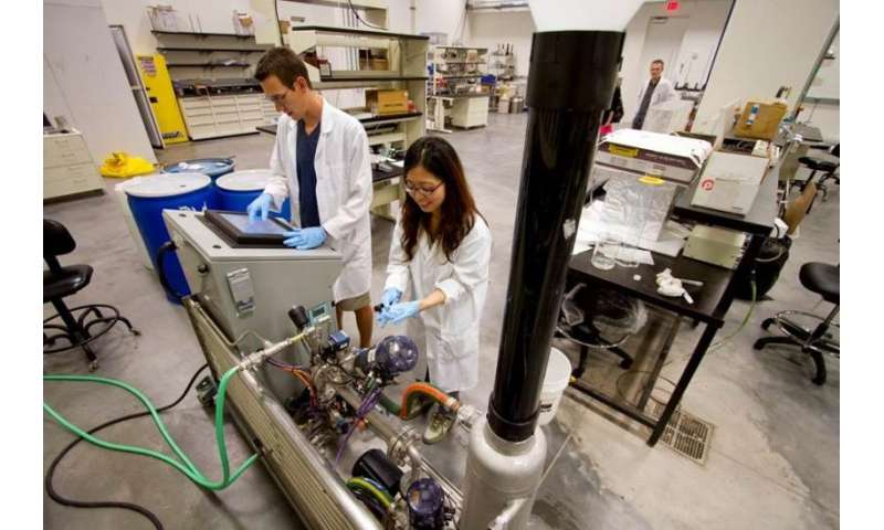 Nanoscale solutions to water shortages