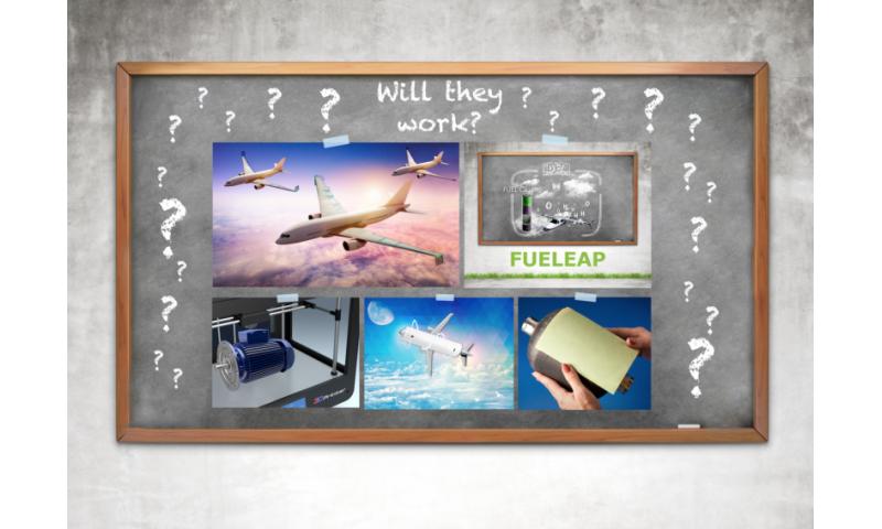 NASA charges toward greener aviation with novel concepts