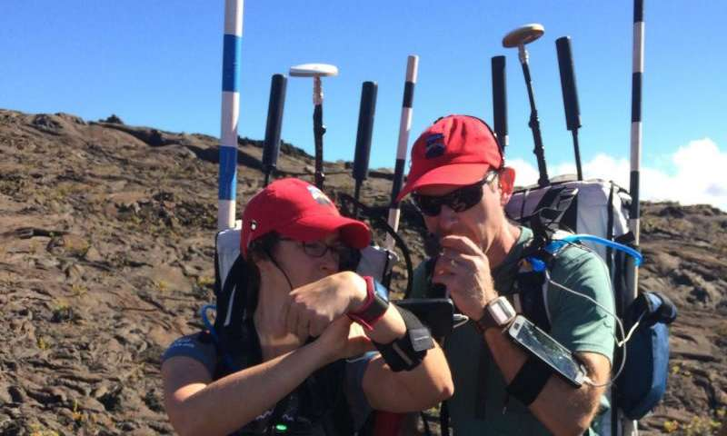 NASA field test focuses on science of lava terrains similar to early Mars