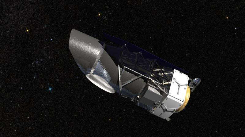 NASA Introduces New, Wider Set of Eyes on the Universe