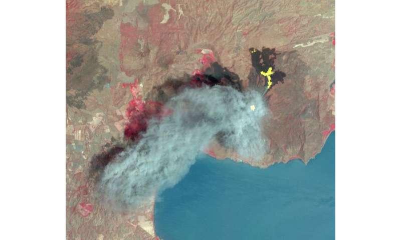 NASA, Japan Make ASTER Earth Data Available At No Cost