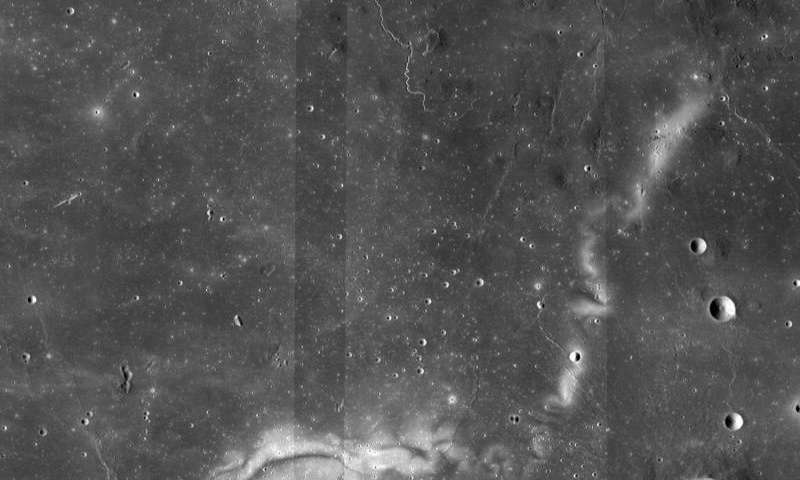 NASA research gives new insights into how the moon got 'inked'