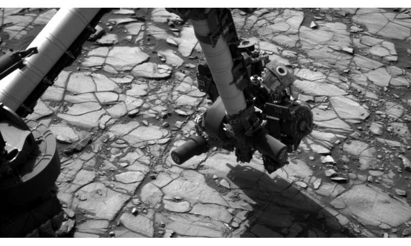 NASA rover game released for Curiosity's anniversary