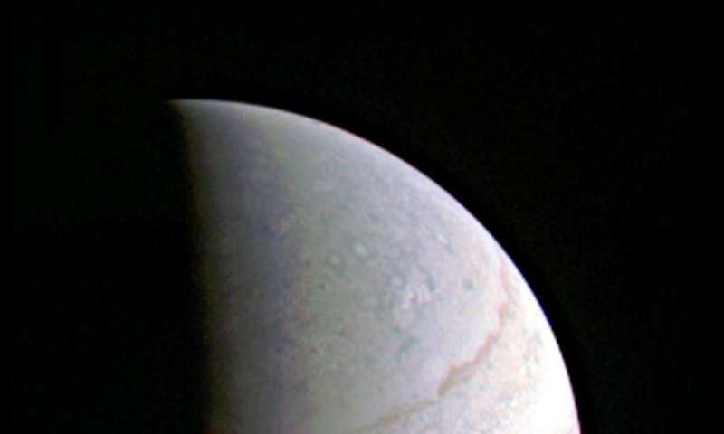 NASA's Juno successfully completes Jupiter flyby