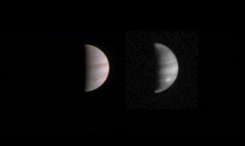 NASA's Juno to soar closest to Jupiter this Saturday