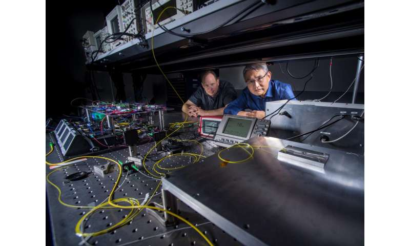 NASA's new CO2 sounder nearly ready for prime time