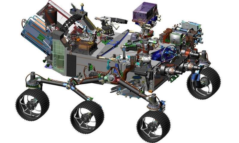 NASA's next Mars rover progresses toward 2020 launch