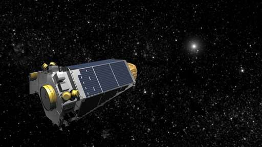 NASA's planet-hunting Kepler Spacecraft in emergency mode