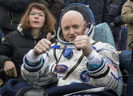 NASA's star astronaut Scott Kelly: Time was right to retire