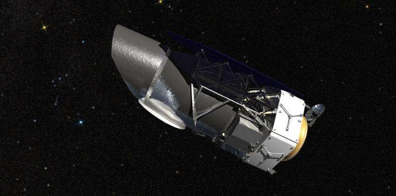 NASA's WFIRST spacecraft offers a huge step forward in our understanding of dark matter
