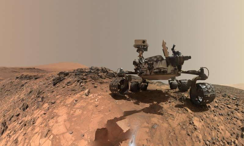 NASA taps Penn State geoscientist to join ancient Mars habitability project