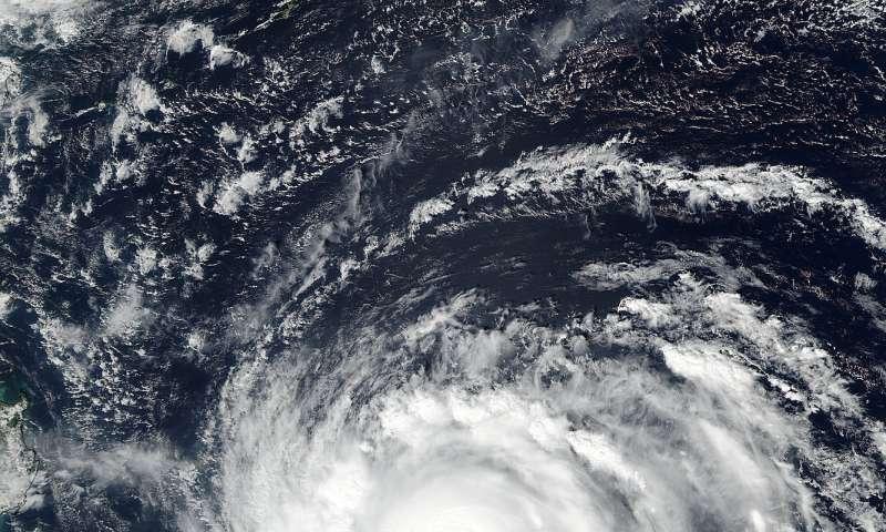 NASA watching Supertyphoon Haima close in on Philippines
