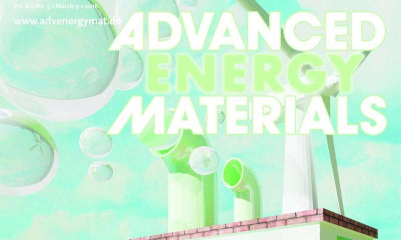 New catalyst found for clean energy fuel