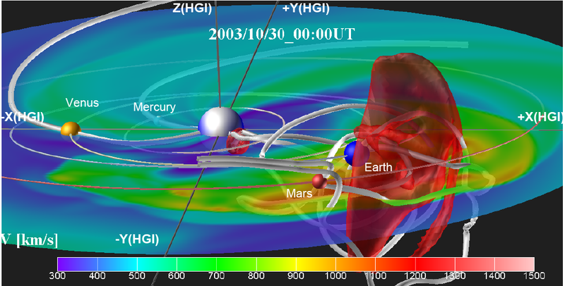 New coronal mass ejection simulations hold promise for future of space weather forecasting