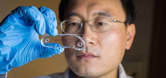 New device developed at UBC could improve cancer detection