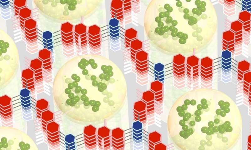 New electrical energy storage material shows its power