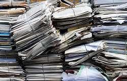 New methods for achieving efficient paper recycling