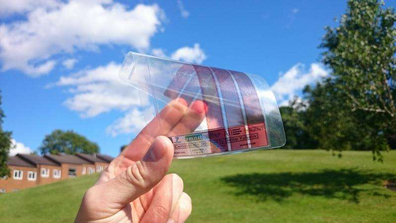 New research unveils graphene 'moth eyes' to power future smart technologies