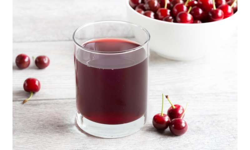 New study: Montmorency tart cherry juice found to aid recovery of soccer players