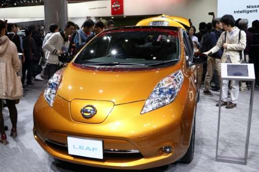 Nissan's 'Leaf', the world's best selling electric car, has clocked up sales of more than 200,000 vehicles since its launch in 2