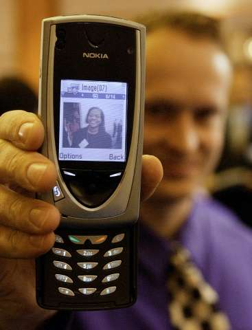 Nokia's revenue peaked at 51 bn euros in 2007, when it was the world's number one handset maker