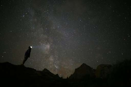 Normally, Perseid meteor showers regale Earthlings with a show of about 100-120 shooting stars per hour