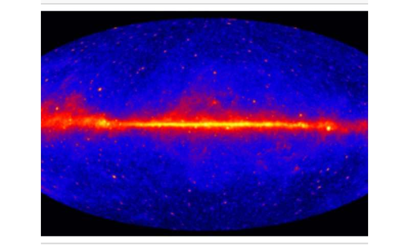 No trace of dark matter in gamma-ray background