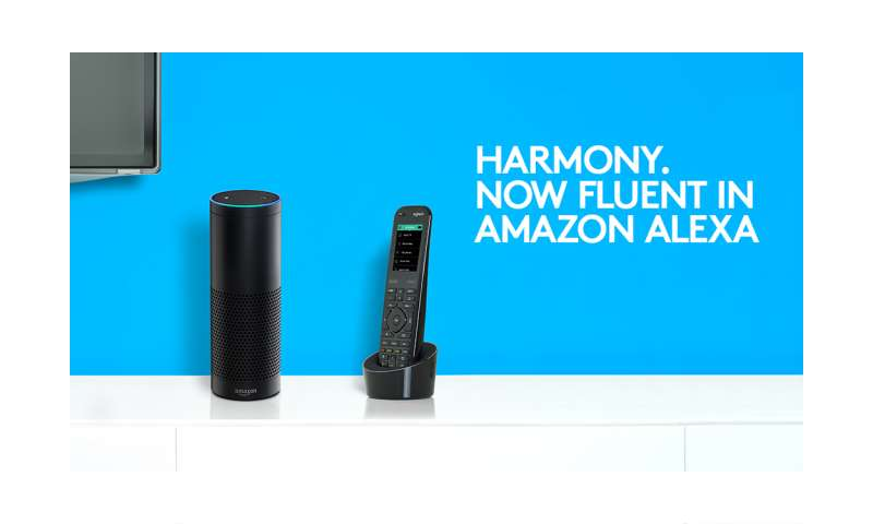 Now Amazon Alexa Can Control Your Entire Family Room Entertainment Experience With Logitech Harmony