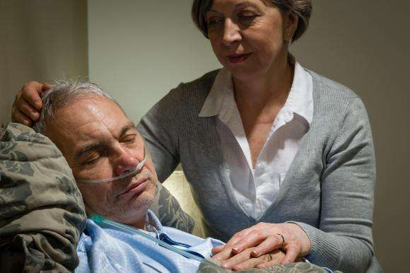 Nursing home residents who get palliative care consults use hospitals less