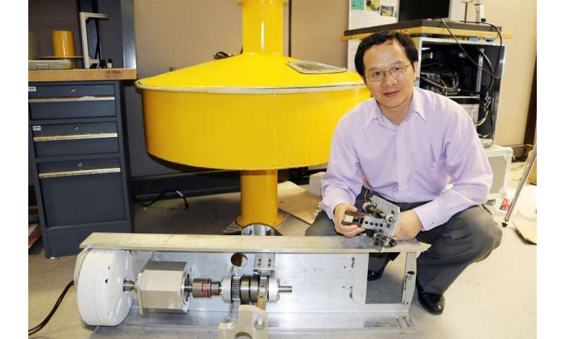 ocean wave energy harvesting