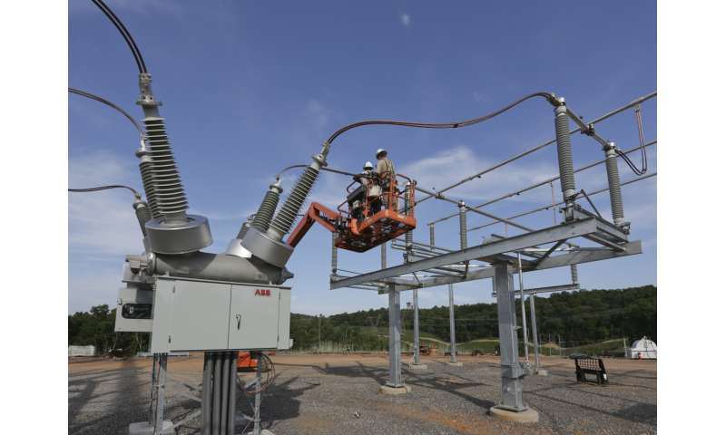 ORNL-led study analyzes electric grid vulnerabilities in extreme weather areas