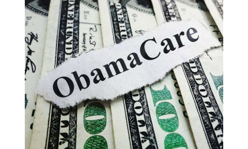 Out-of-pocket costs rose moderately under obamacare: report