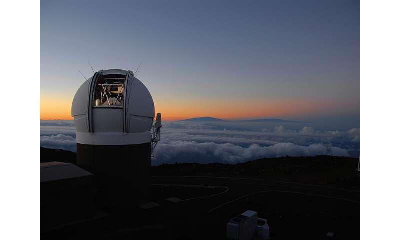 Pan-STARRS releases catalogue of 3 billion astronomical sources