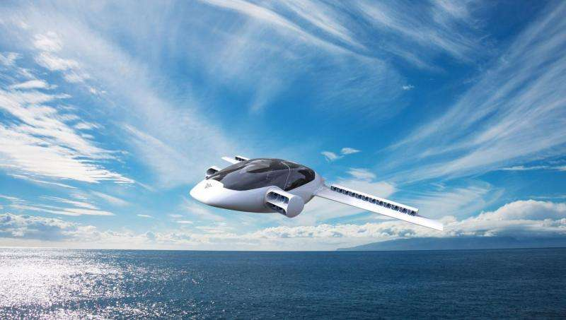 Personal aircraft aiming to take off from your home