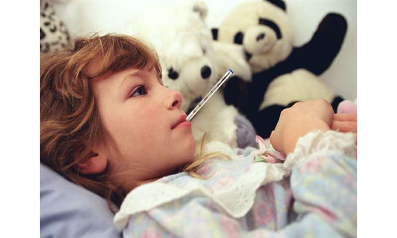 Pertussis outbreak described in preschool in tallahassee