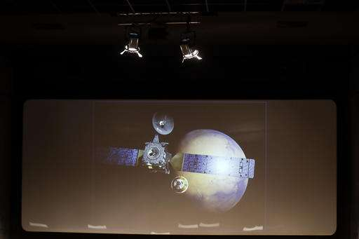 Photos show European Mars probe crashed, may have exploded (Update)