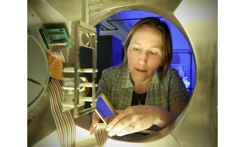 Physicist aims for the stars with JENSA system